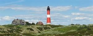 Leuchtturm Sylt Hörnum : schleswig inhalte schleswig holstein land der leuchtt rme ~ Indierocktalk.com Haus und Dekorationen