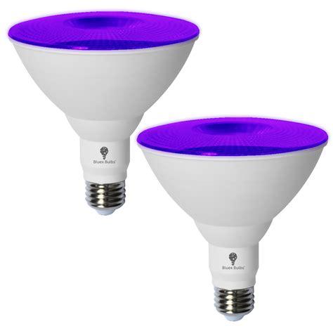 pack bluex led par flood purple light bulb