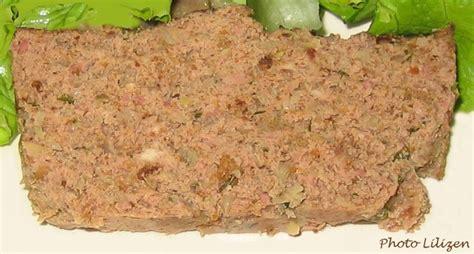 terrine de foies de volaille ultra simple et l 233 g 232 re lilizen cuisine