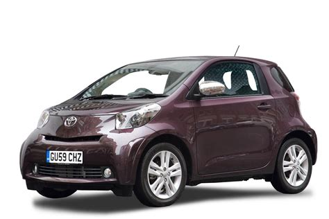 t0y0ta cars toyota iq hatchback 2009 2014 review carbuyer