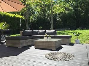Mobilier De Salon : pingl par alice 39 s garden sur tendance r sine tress e ~ Teatrodelosmanantiales.com Idées de Décoration