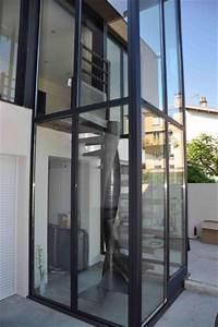 faire fabriquer et installer des escaliers sg concept With cage d escalier exterieur