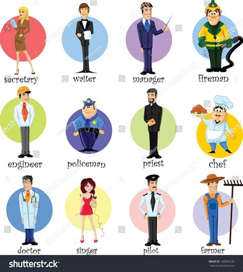 12202 different professions clipart different clipart www imgkid the image kid