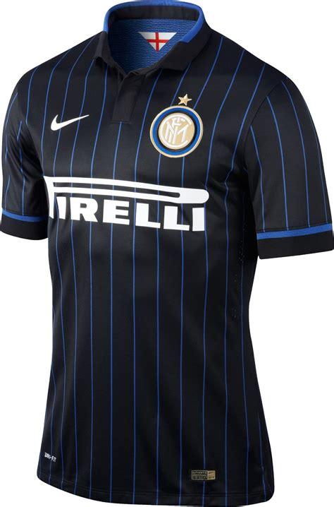 Footy News: Inter Milan Home, Away and Third Kits 14-15