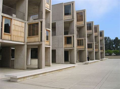 Beton Holz Fassade by Salk Kahn Facade Volumes Voids Wood Concrete