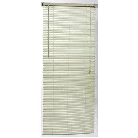 walmart mini blinds vinyl living accents ml3064al vinyl mini blinds 30 quot w x 64 quot h