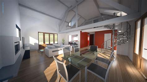 amenagement interieur maison moderne maison moderne
