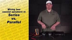 Speaker Wiring  Wiring Coaxial Speakers