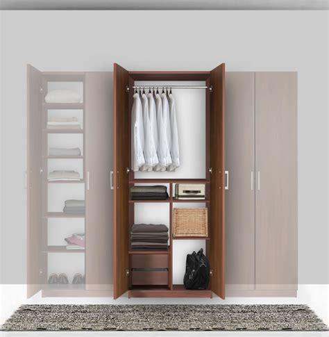Hanging Wardrobe Closet by Wardrobe Closet Hanging Plus Organized Wardrobe