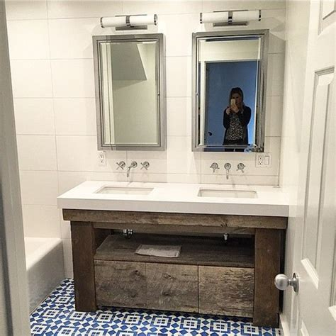 Bathroom Vanity Reclaimed Wood by Reclaimed Wood Bathroom Vanity