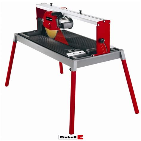 coupe carrelage 233 lectrique 2200 w rt sc 920 l einhell bricozor