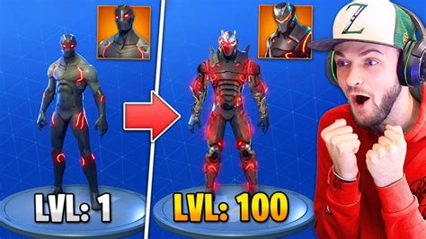 tier  omega skin upgraded  fortnite battle