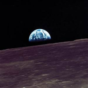 Earth From Moon Landing - Pics about space