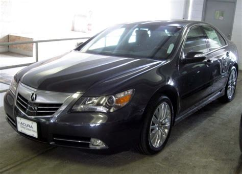 acura rl the top ten acura models of the last decade