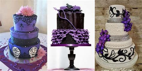 Black And Purple Wedding Archives