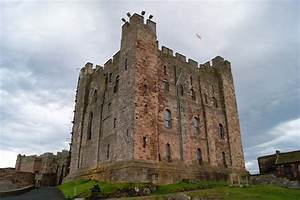 Bamburgh Castle   North East England   Castles, Forts and ...