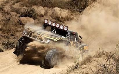 Road Mud Racing Jeep Terrain Vehicle Adventure