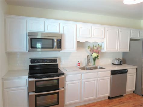 Painting Corian Countertops by Jll Design How To Update Your Kitchen Without Breaking