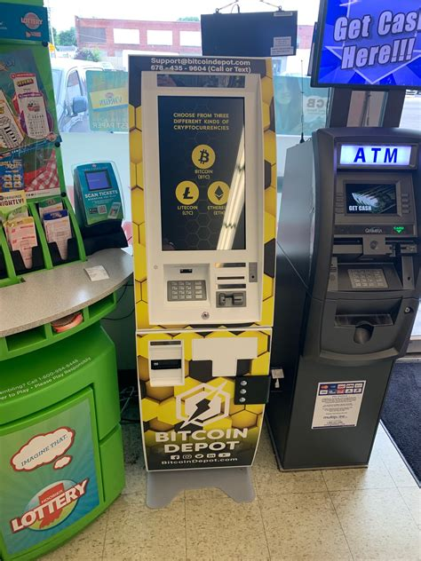 Bitcoin atms are a good way to buy bitcoins if you have one near you. Crypto ATMs Near You - Bitcoin Depot