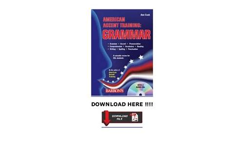 american accent training grammar (ebook+audio) download