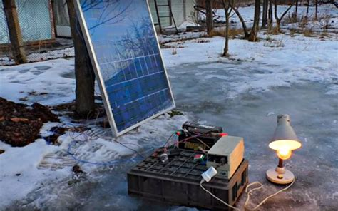 Солнечная электростанция своими руками. Как выбрать инвертор как сделать молниезащиту автономной . China zone