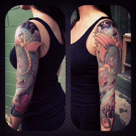 arm  school phoenix tattoo  blood sweat tears
