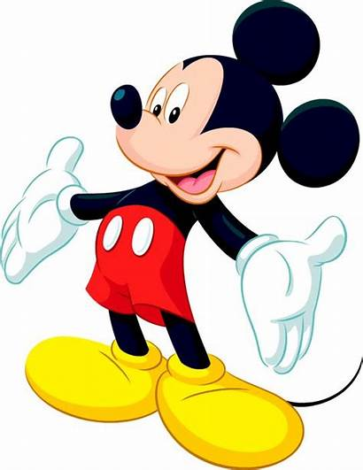 Clipart Mickey Disney Mouse Clip Vacation