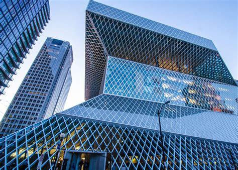 Zentralbibliothek In Seattle Usa by Top 10 Sehensw 252 Rdigkeiten In Seattle Usa Reisewelt