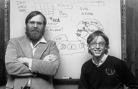 historia da microsoft