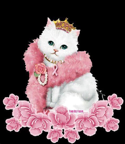 Cat Glitter Graphics