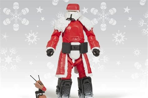Star Wars gets festive with new Black Series Holiday ...