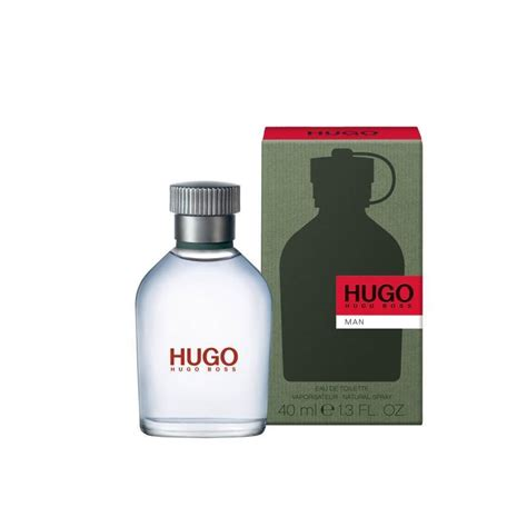 hugo eau de toilette hugo hugo eau de toilette 40ml spray