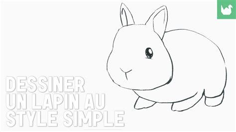 Dessiner Un Lapin (facile)