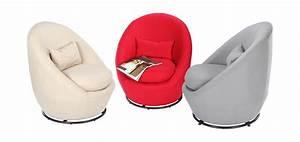 Design Fauteuil Pas Cher : fauteuil rond optez pour des fauteuils ronds pas chers et design rdvd co ~ Teatrodelosmanantiales.com Idées de Décoration