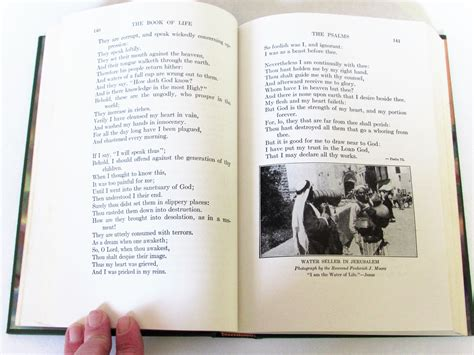 book  life bible poetry book