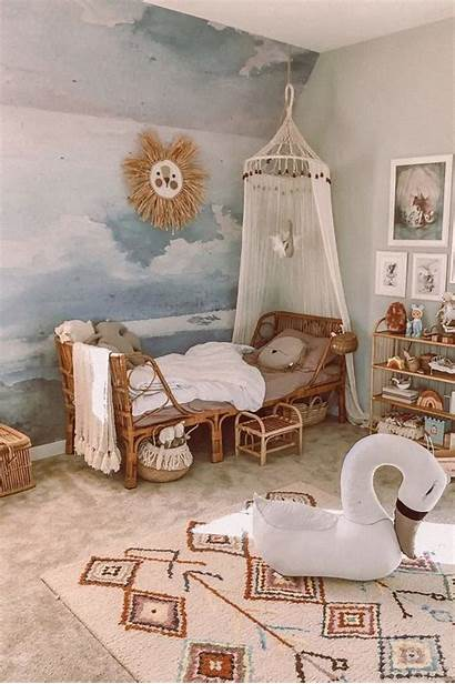 Neutral Cloud Boho Bedroom Accent Babyzimmer Anewall