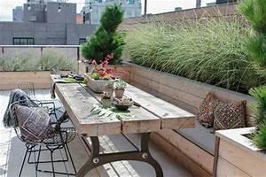 amenager une terrasse plus de 50 idee pour vous With comment faire terrasse pas chere