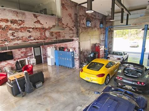 travel exotic car garages  car lovers dream