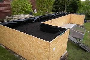 Kompost Richtig Anlegen : garten moy anlegen eines hochbeetes ~ Lizthompson.info Haus und Dekorationen