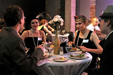 Murder Mystery Dinner Theater Draws A Crowd  The Pointer