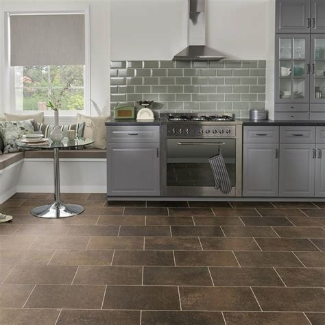 contemporary kitchen floor tiles kitchen flooring inspiration luxury vinyl flooring 5720