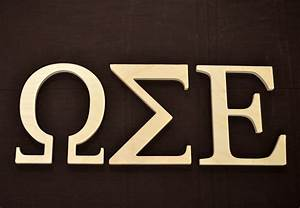 unfinished greek single letter wooden letter 1 2 inch thick With 2 inch greek letters