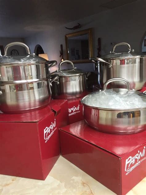piece parini signature series cookware household  glendale az