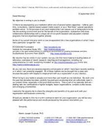 resume for ngo application letter sle cover letter sle for ngo position