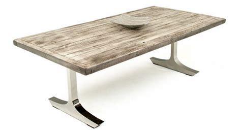 rustic modern dining table contemporary rustic dining tables modern refined dinette