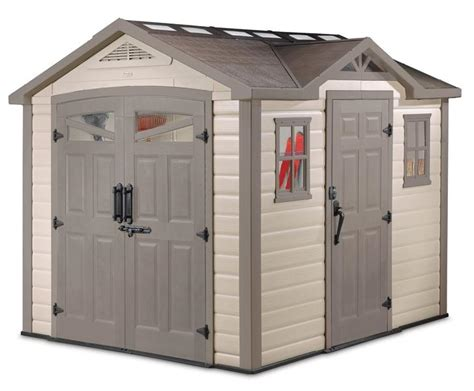 Keter Storage Shed 8x10 by How To Create Website Shortcut Garden Sheds Guildford