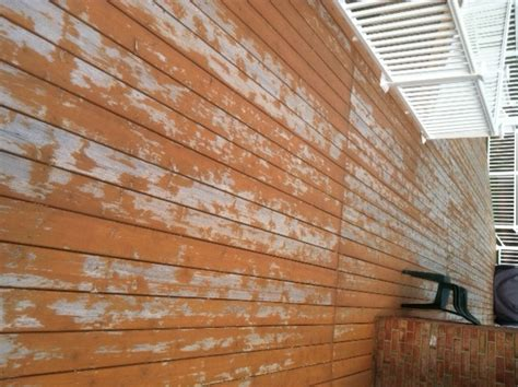 restaining deck same color deck refinishing nightmare ask the builder
