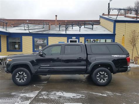 tacoma series topper