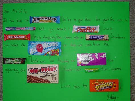 teacher   year gift