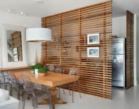 the role of the room divider in the open plan living room